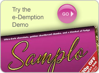 Try the e-Demption Demo